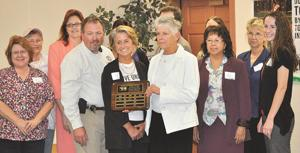 United Way, IRS recognize NPC for outstanding public service