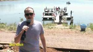 VIDEO: Hatch Toyota Fishing Derby 2012