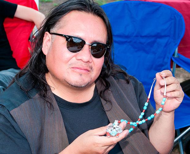 Pinetop-Lakeside Chamber of Commerce 24th Annual Native American Art's Festival  July 16-17 • Blue  Ridge High School • Lakeside (Pre-show : July 15 • Hon-Dah Resort & Casino)