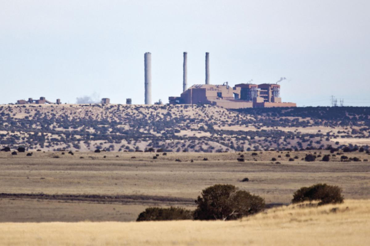 Springerville Power Generating Station