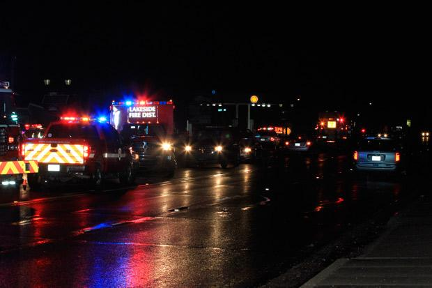 Pedestrian killed in accident not believed to be impaired