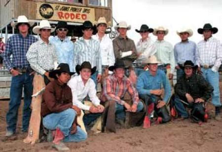 Gibson Kiehne To Return To Hs National Finals Rodeo