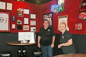 <p>Happy at work, happy at home, happy with income is Al and Diane Pulliam's mantra. These owners of The Red Onion in Heber also like to make their customers happy.</p>