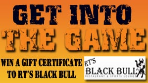 Win a Gift Certificate to RT's Black Bull!
