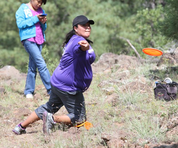 Arizona Disc Golf Championships  - Pinetop and Show Low, Sept. 21-22, 2013