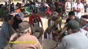 VIDEO: 15th Annual Pow Wow In The Pines