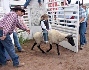 Round Valley Round Up - Round Valley Rodeo Club Junior Rodeo results