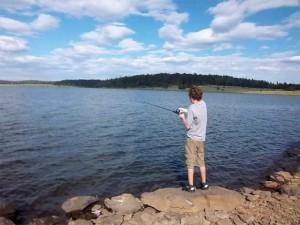 Big lake big lake az fishing report for Fishing spots in arizona