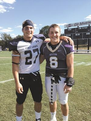 Former Show Low teammates play against each other