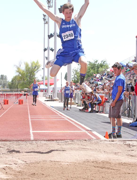 Lobo Sophomore Propels Team To Title With High Jump Win
