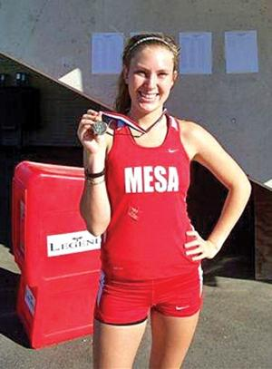 SL grad Bekah Young places in JUCO cross country meet