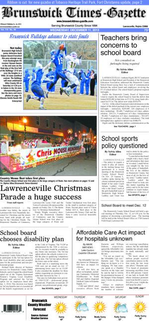 Brunswick Times-Gazette