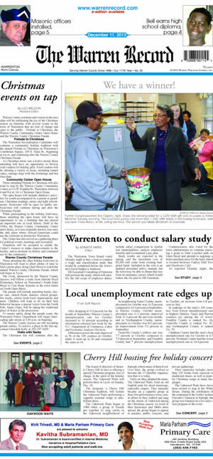 The Warren Record