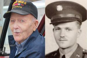Veteran shares his story