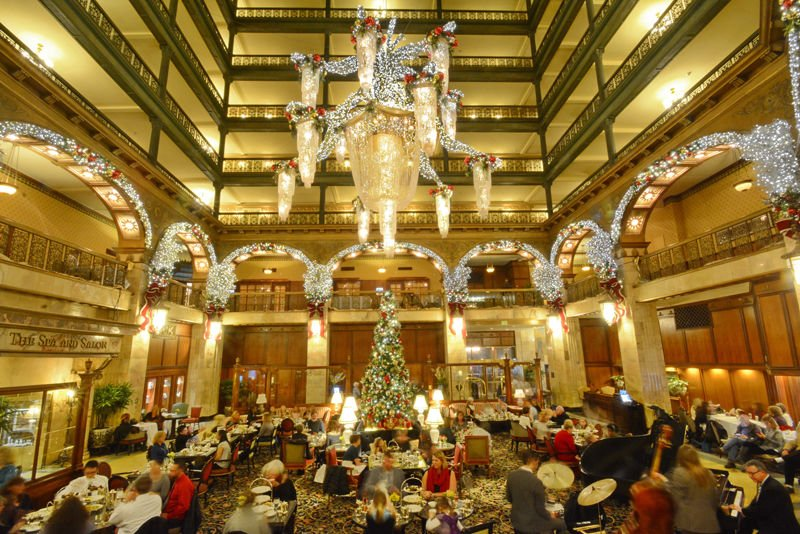 Enjoy An Afternoon Of High Tea In Denver Or Cheyenne This