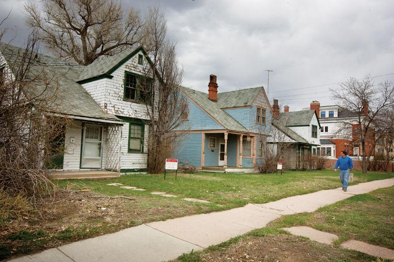 New cheyenne preservation board oks moving three historic for New home builders in cheyenne wyoming