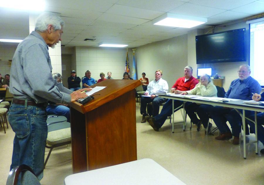 First reading of cafo ordinance and public hearing for Noleggio di yankton south dakota