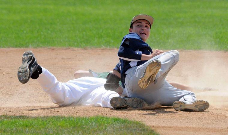 Baseball South Dakota Vfw State A Varsity Teener