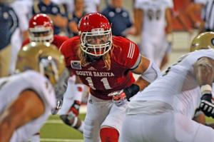 Tyler Starr Drafted By Atlanta Falcons