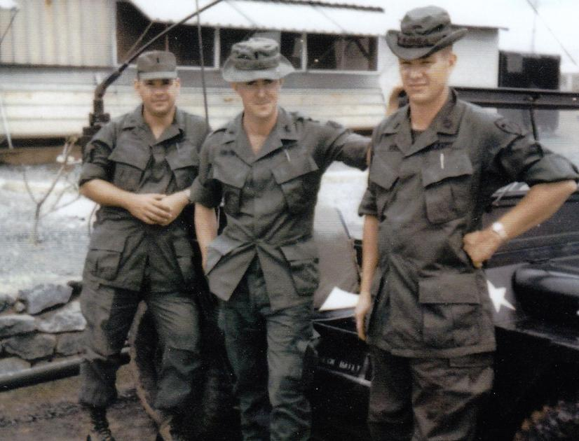 as mp in vietnam chavis took the fight to the enemy