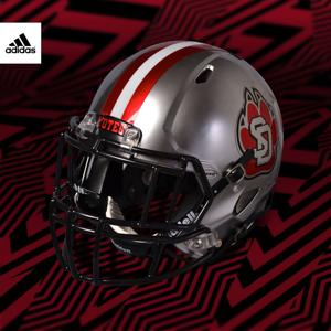 USD To Sport New-Look Helmets For Dakota Days