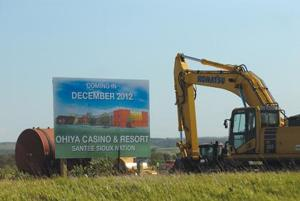 Santee Sioux Nation Gambling On New Casino