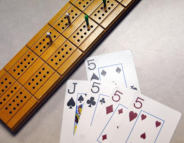 6 handed cribbage rules
