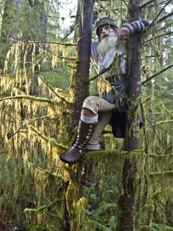 Hoh Rain Forest Dweller Featured In Tv Series Nisqually Valley News Local News