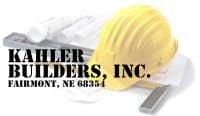 Kahler Builder's Inc
