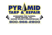 Pyramid Tarp & Repair