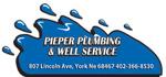 Pieper Plumbing & Well Service