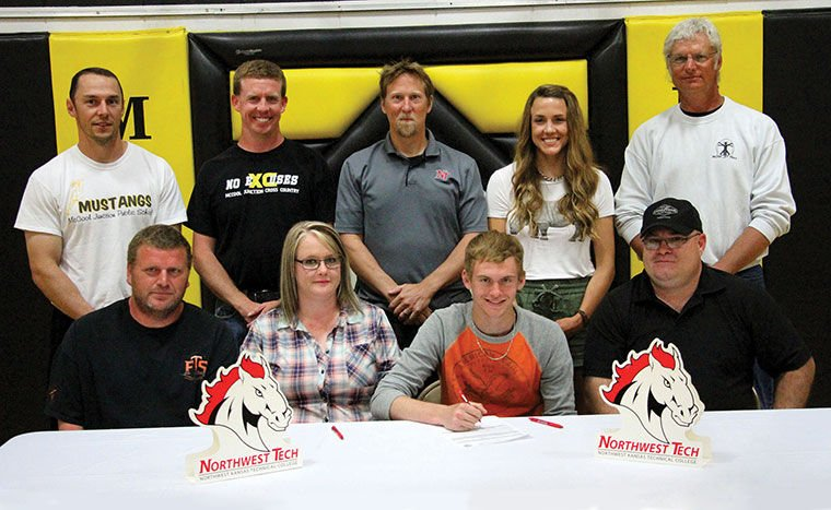 loeffler to compete for northwest kansas tech in goodland
