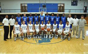 2012-13 Men's basketball team