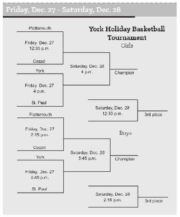 York Holiday Tournament