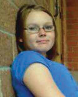 "Katlin ""Katie"" Allbee York resident, 18"
