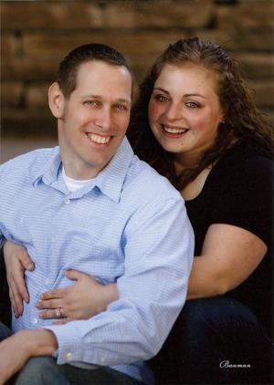Heather Bellows and Kris Kaiser