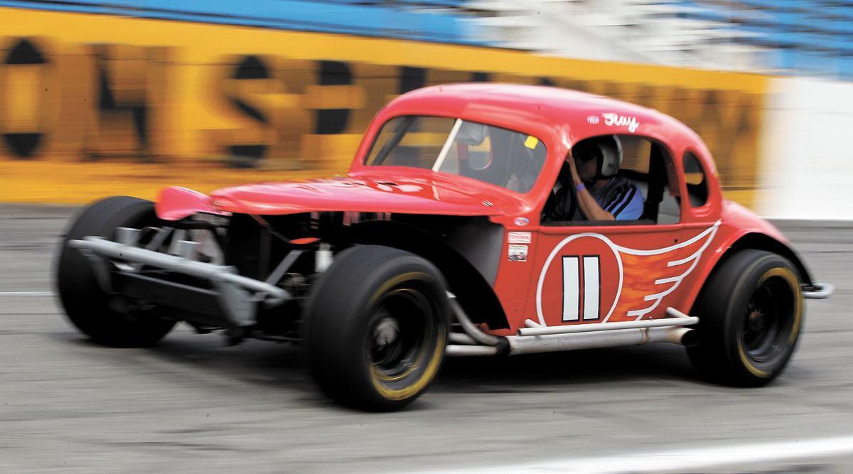 F Car Racing Boston