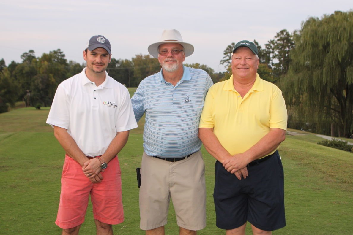 First piedmont wins chamber golf classic local sports for Barkley and associates