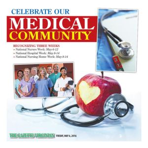 Celebrate our medical community