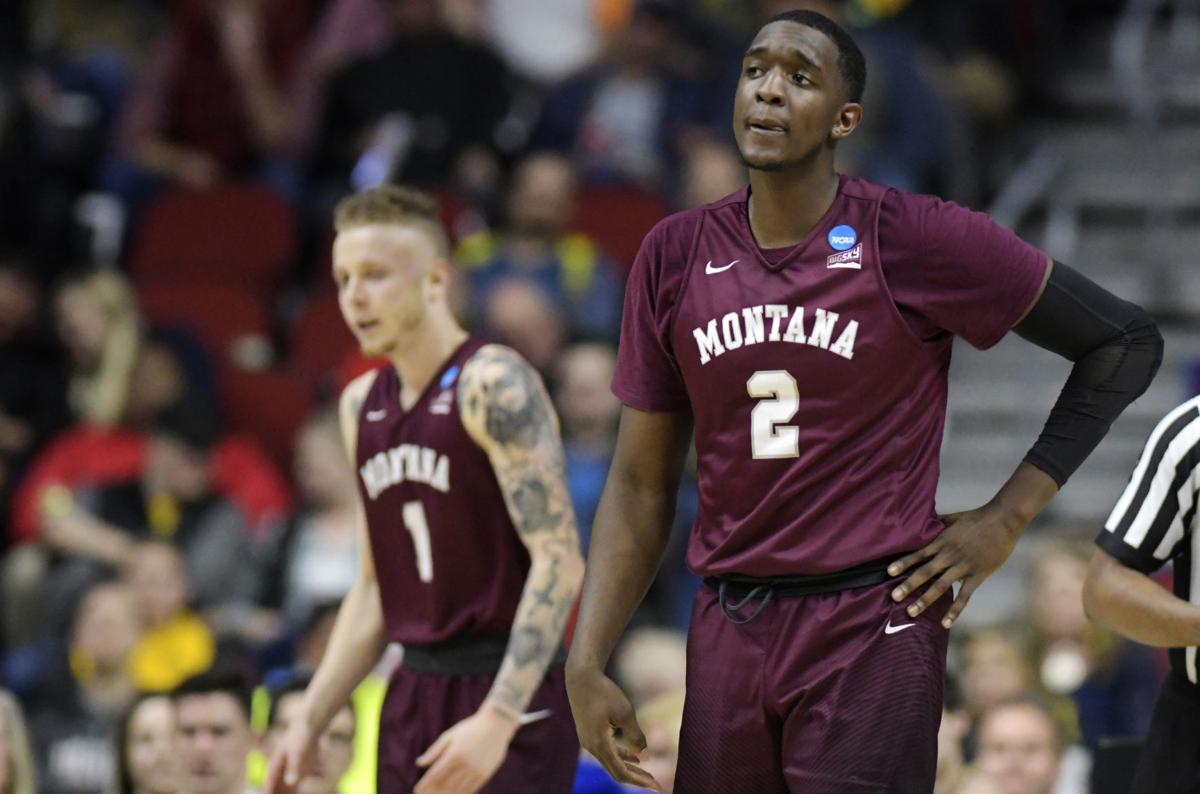 3f1ac3c4d53e Michigan races past Montana in first round of the NCAA Tournament ...