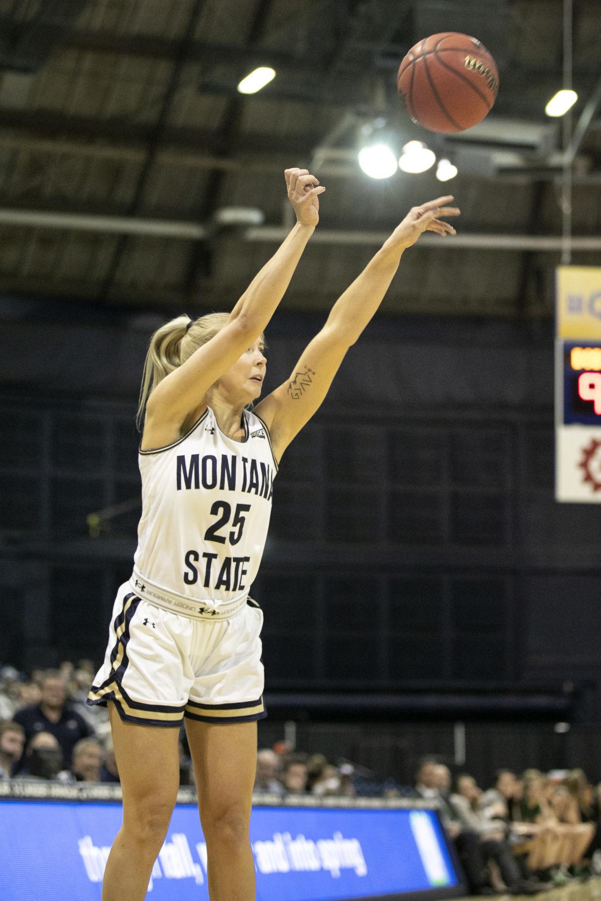 MSU v Portland State Women's Hoops (copy)
