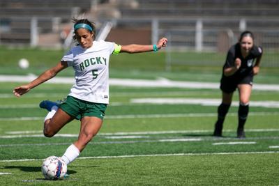 Rocky women's soccer defeats Warner Pacific