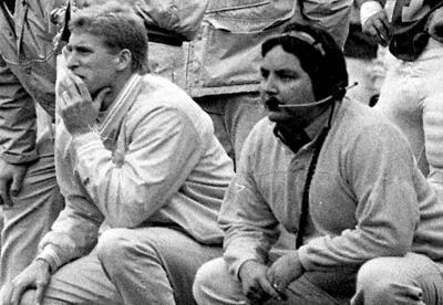 Bobby Hauck 1988-1989: University of Montana — Defensive Backs/Defensive Line (copy)