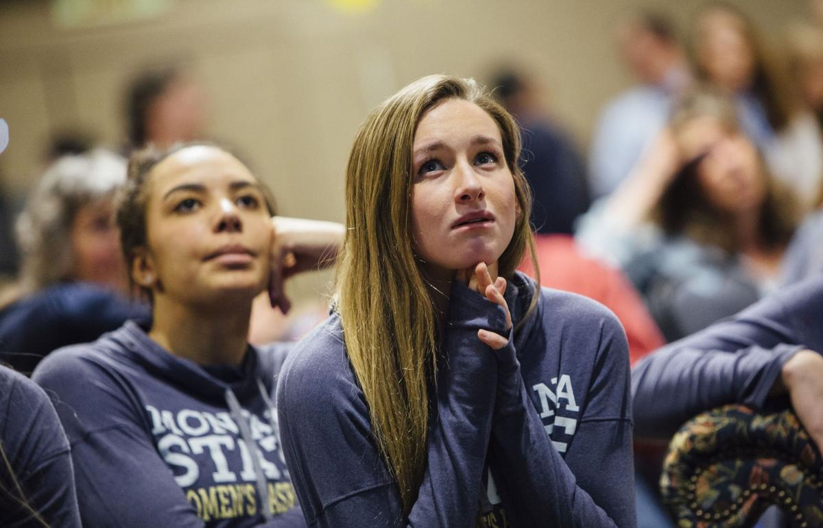 Montana State Women Draw 14 Seed Matchup With Plum