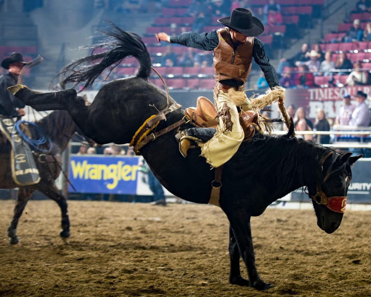 NILE PRCA Rodeo
