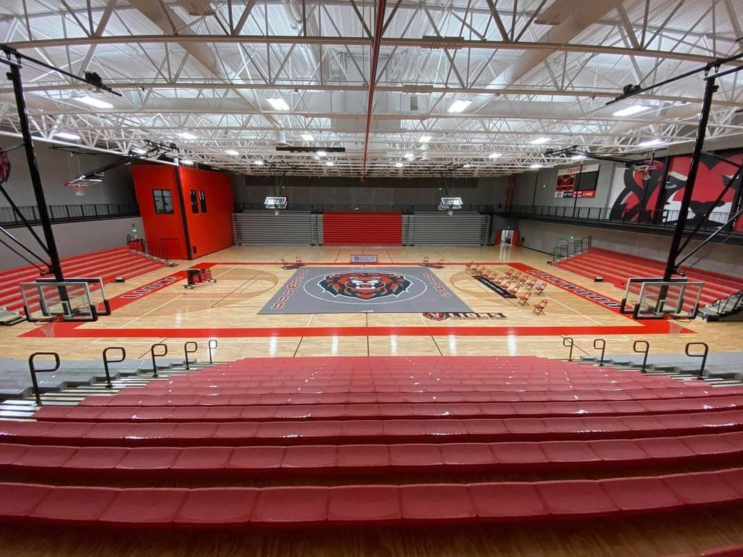 Lockwood High School gym