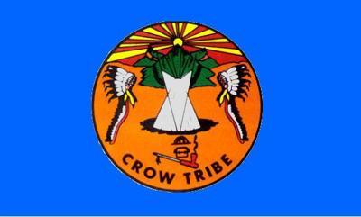 Crow Tribe flag