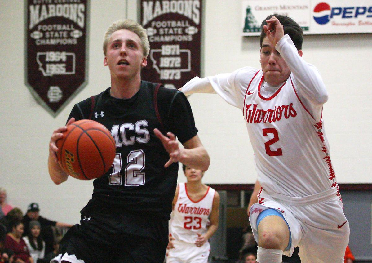Western C Boys Manhattan Christian Tops Arlee Wins First Divisional Title Since 2015