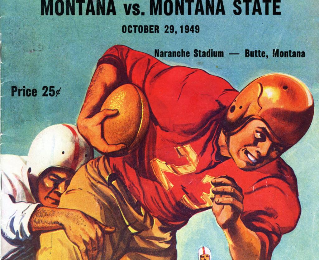 Brawl of the Wild: Since 1897, the Cat-Griz rivalry has