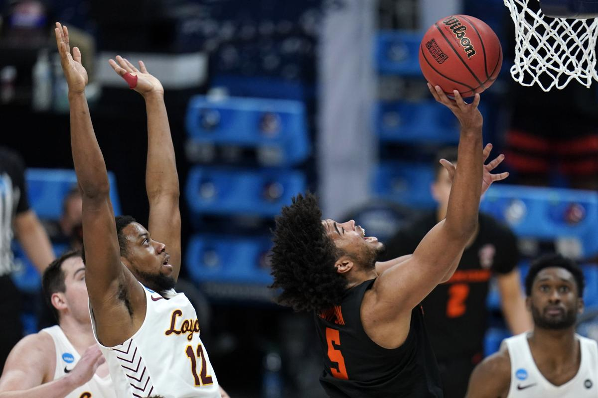 NCAA Oregon St Loyola Chicago Basketball